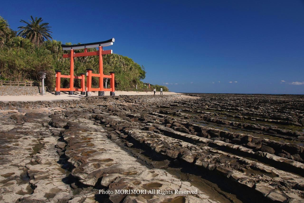 「青島神社 鬼の洗濯板」の画像検索結果