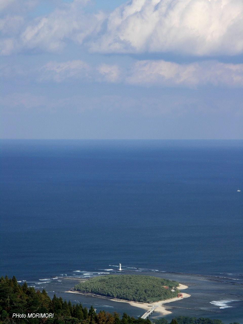 空と海と青島