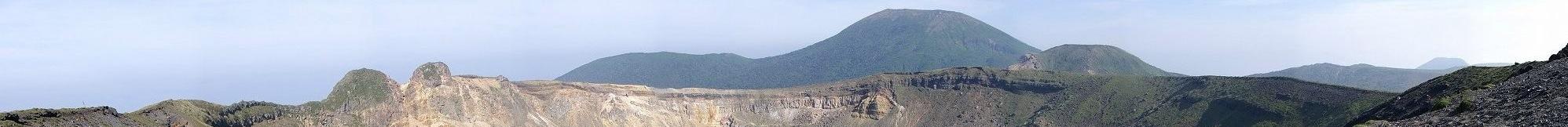 新燃岳の写真 4−2