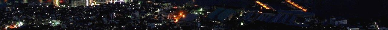長崎の夜景 稲佐山 05