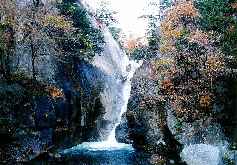 昇仙峡 01 仙娥滝