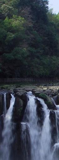 関の尾の滝2