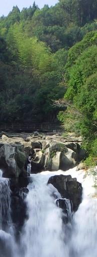 関の尾の滝3