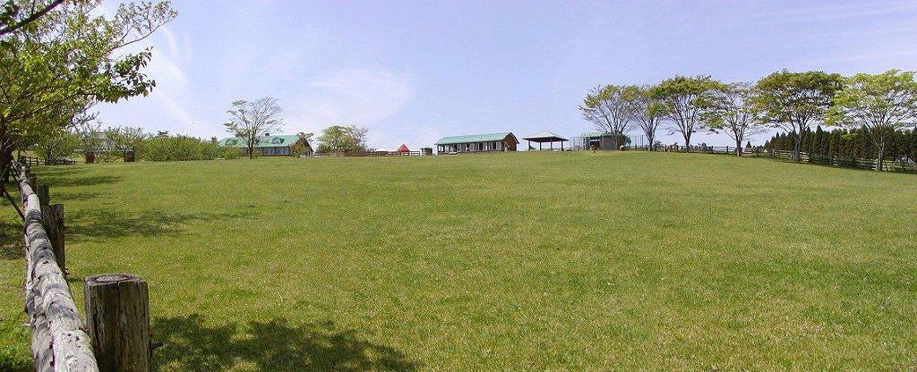 高千穂牧場パノラマ写真 1
