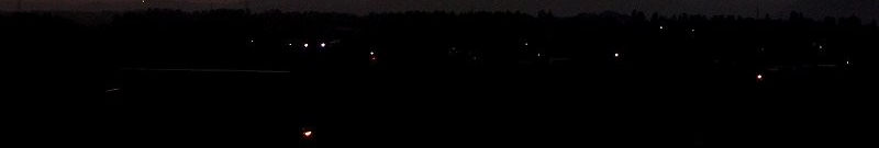 夕焼けに浮かぶ霧島山 07