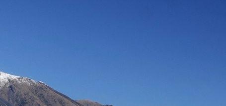 冠雪した高千穂峰 04