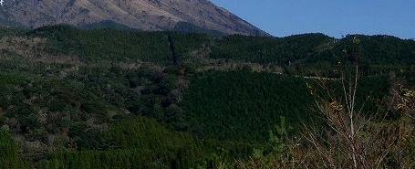 冠雪した高千穂峰 06