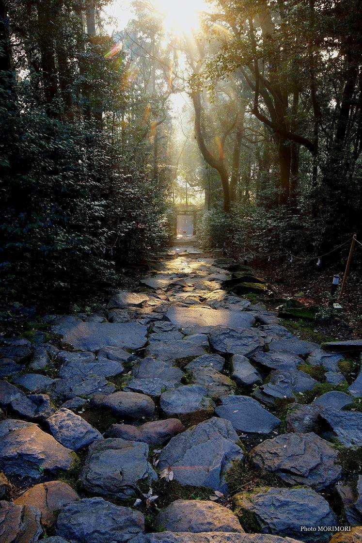 東霧島神社 鬼岩階段 05